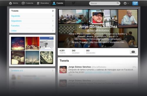 nuevo twitter @socialmediados