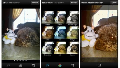 filtros fotos twitter