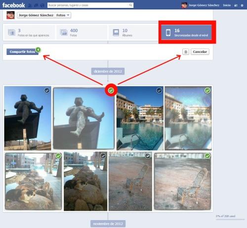 sincronizacion fotos___ facebook