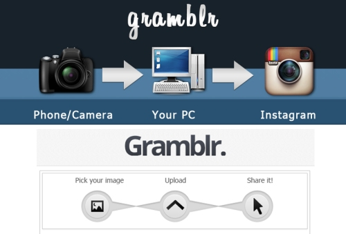 gamblr fotos instagram pc